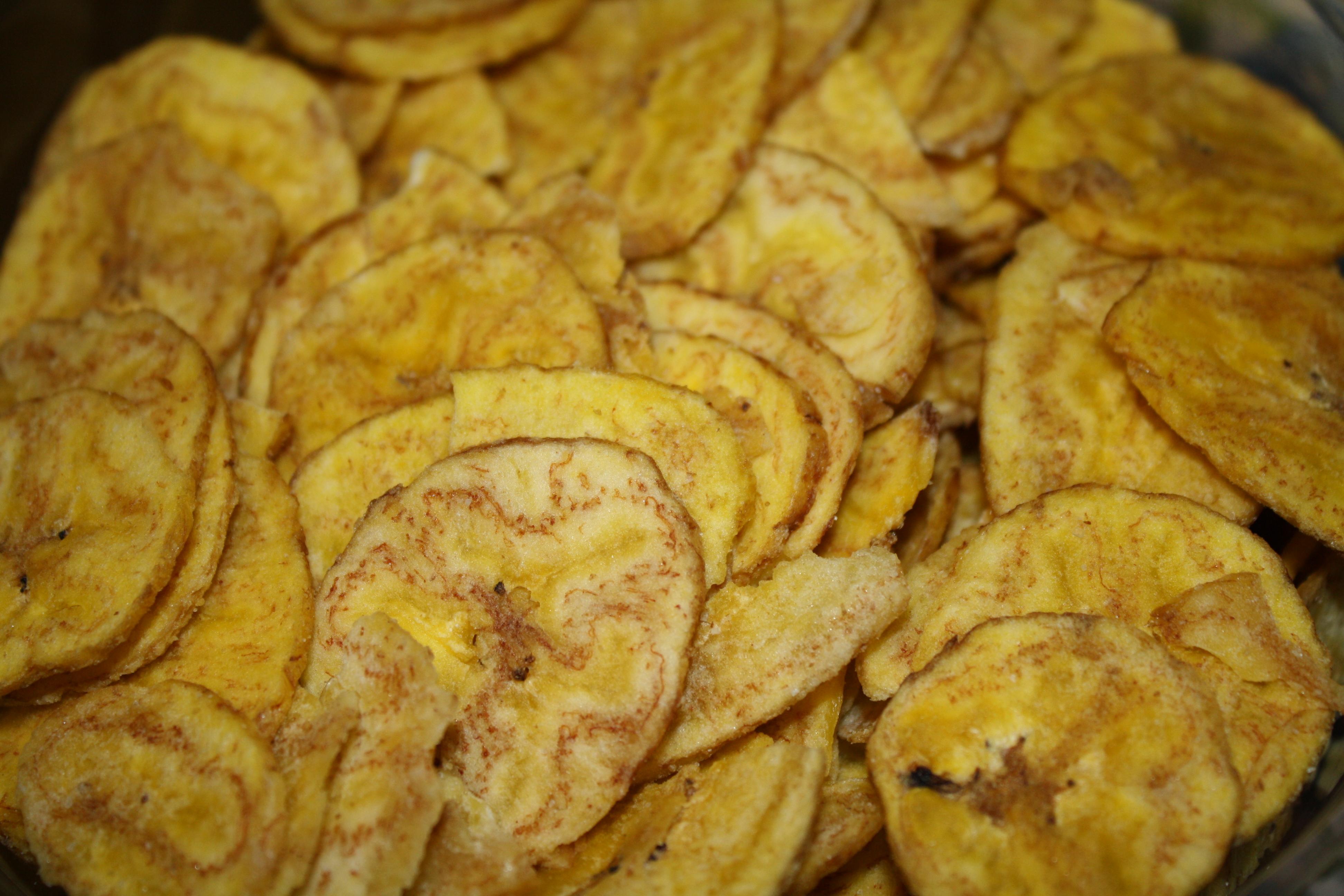 Plantain Chip Chicken